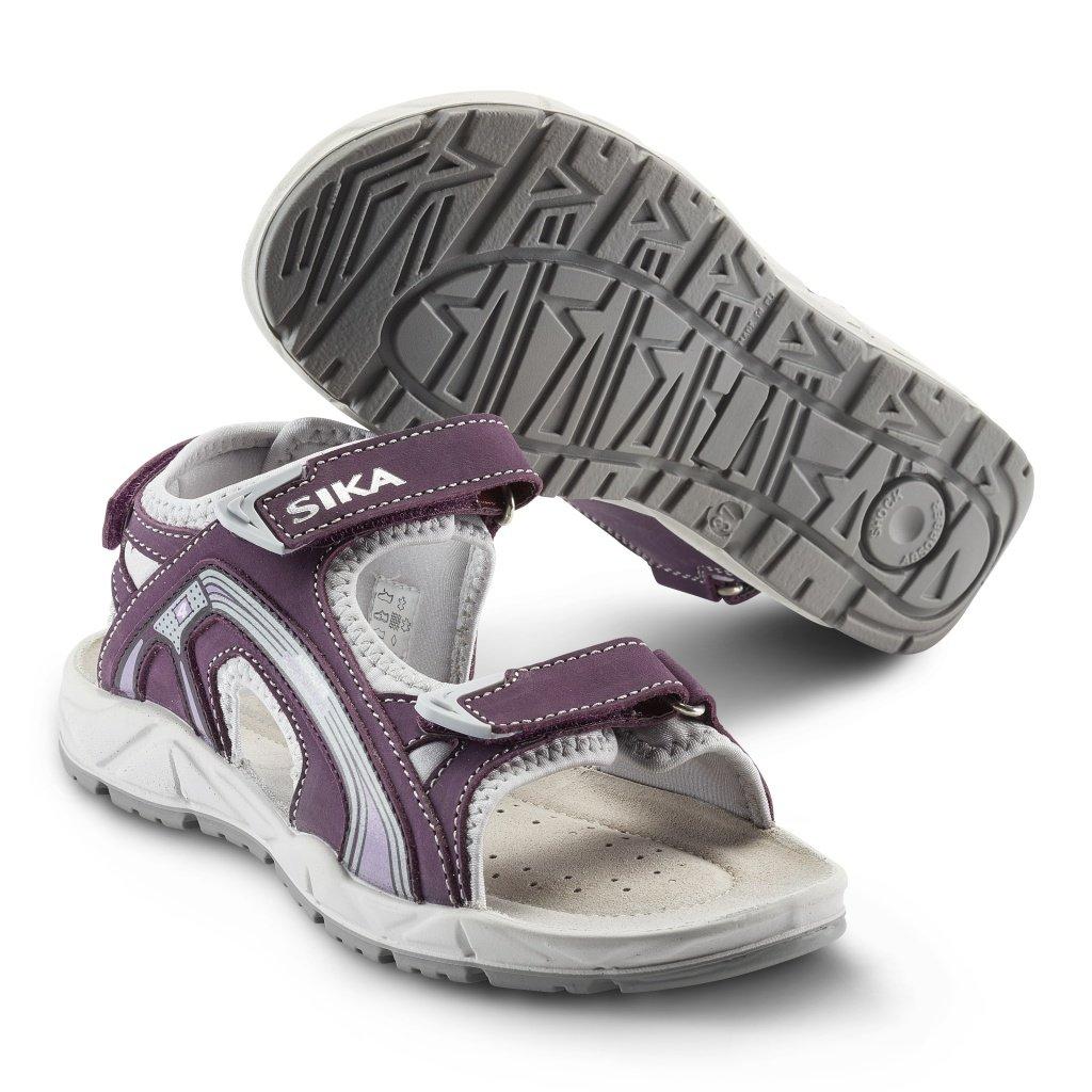 c1696ac3447 Sika MOTION naiste sandaalid OB, SRC, lilla - Sika Footwear A/S -  TÖÖJALATSID JA VABAAJA JALANÕUD - Helly Hansen tööriided ja tööjalatsid